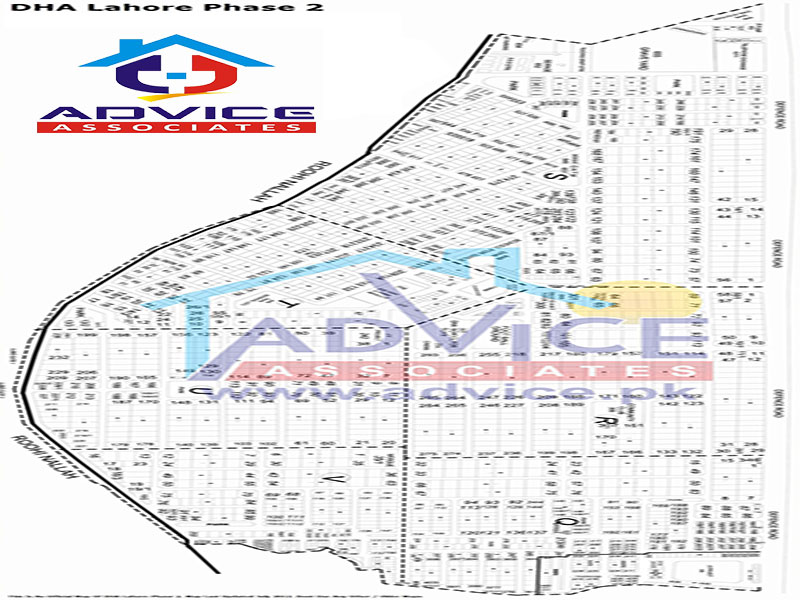 DHA Lahore Phase 2 sector R