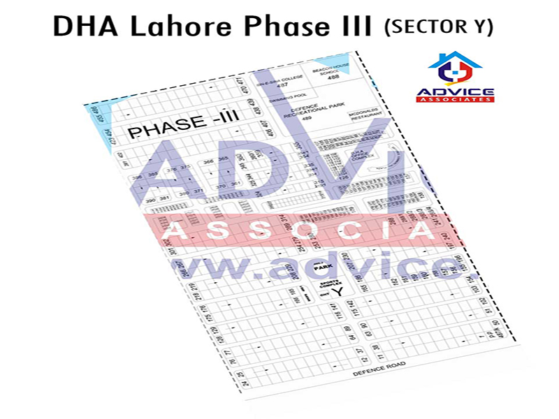 DHA Lahore Phase 3 sector Y