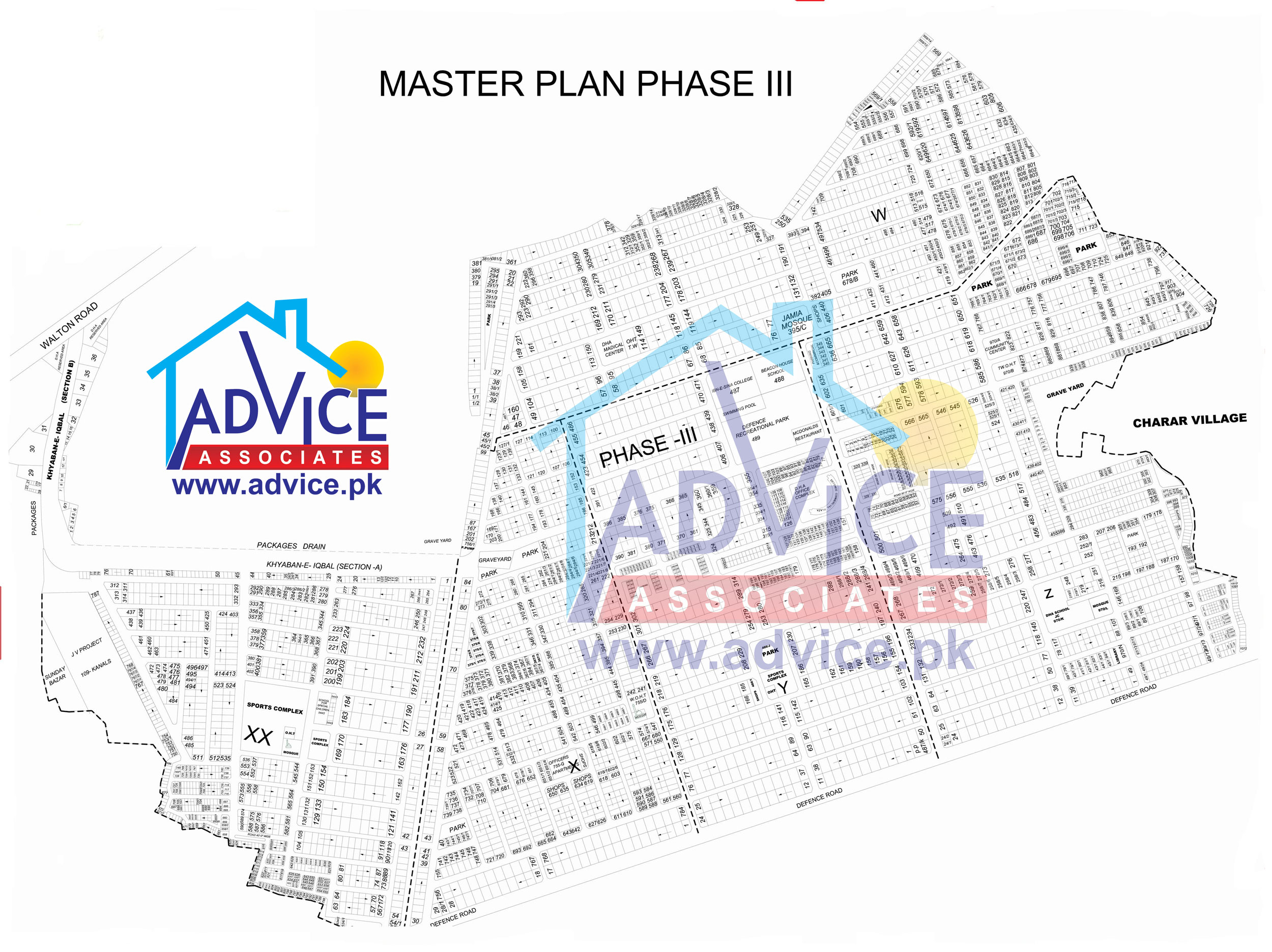 DHA Lahore Phase 3