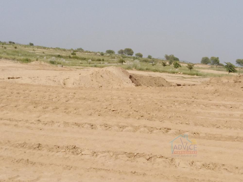 Gulberg Islamabad 5 Kanal Plot For Sale