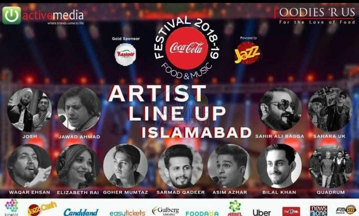 Coke Food and Music Festival 2019