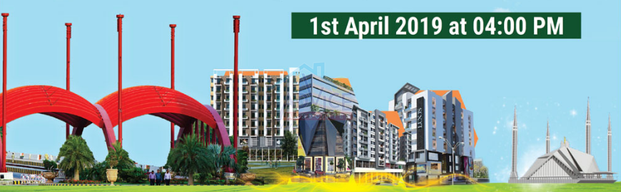 Bidding of Commercial Plots in Gulberg Islamabad