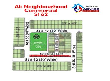 Ali Block Map