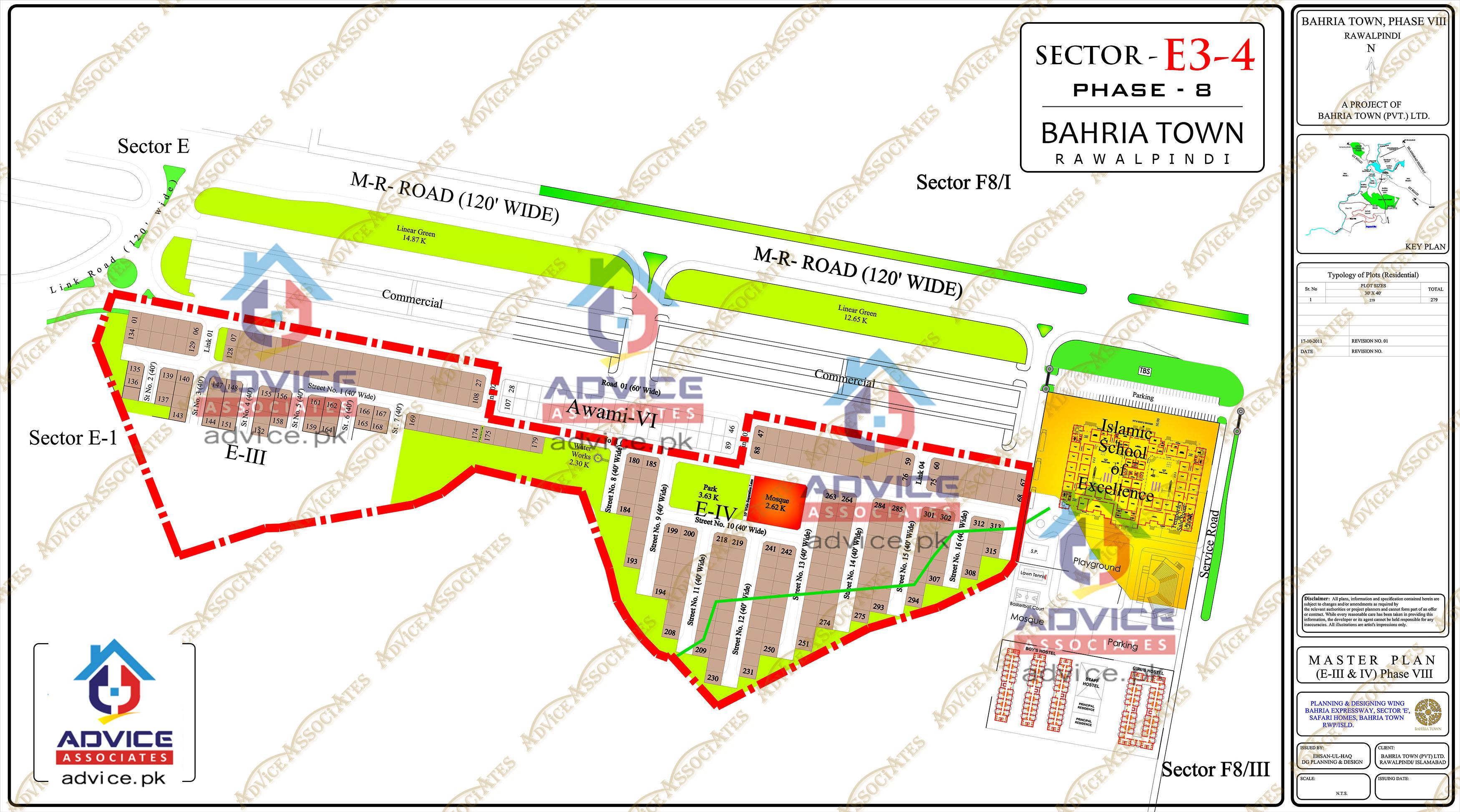Bahria Town Phase 8 E3 Block
