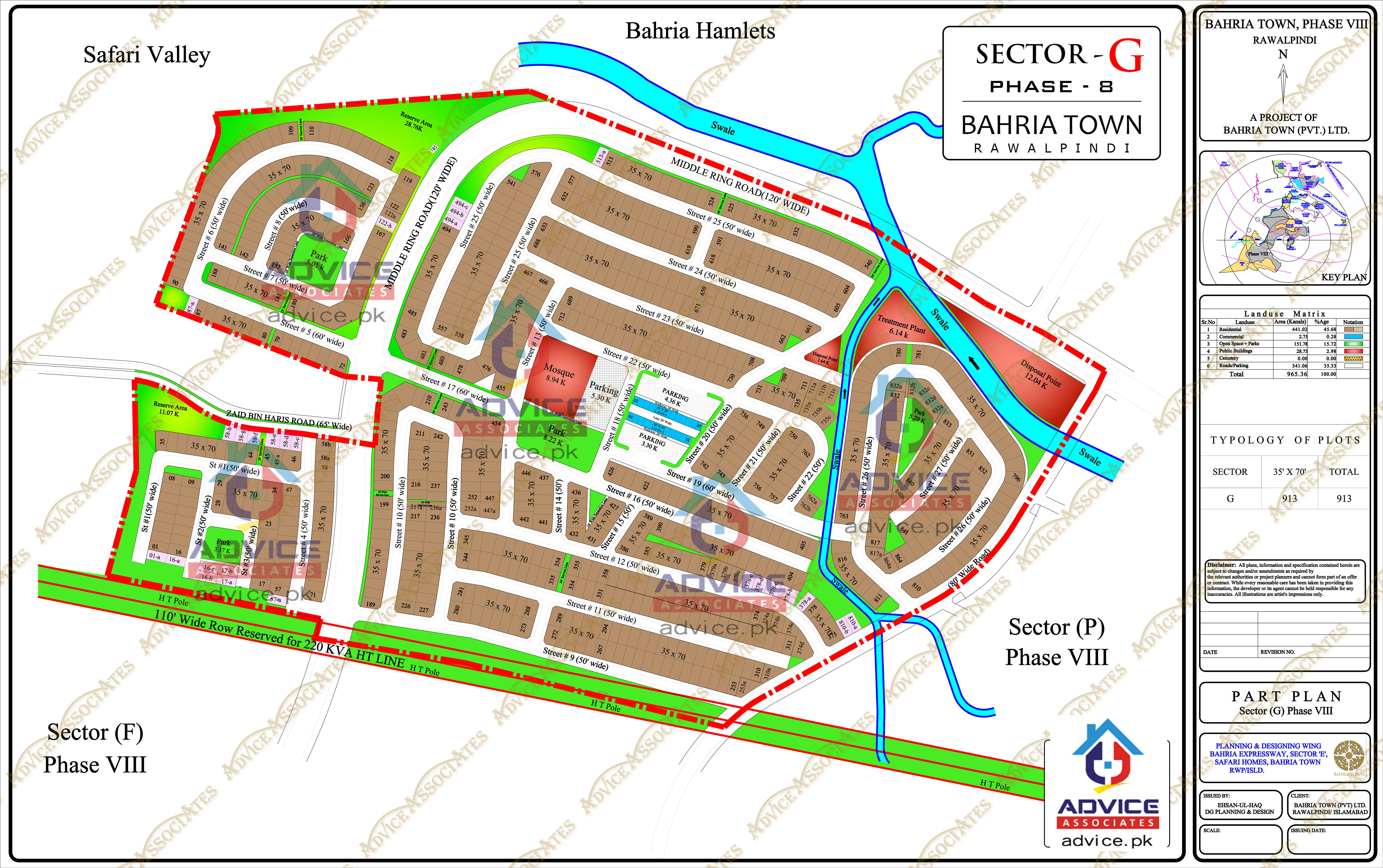 Bahria Town Phase 8 G Block