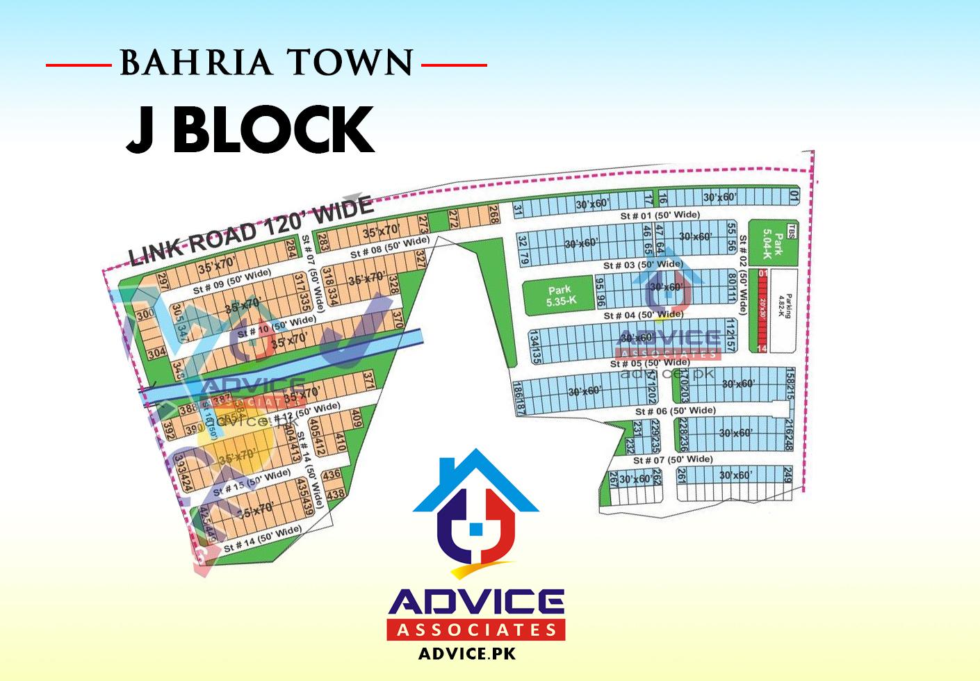 Bahria Town Phase 8 J Block