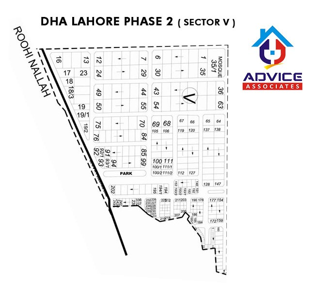DHA Lahore Phase 2 sector V