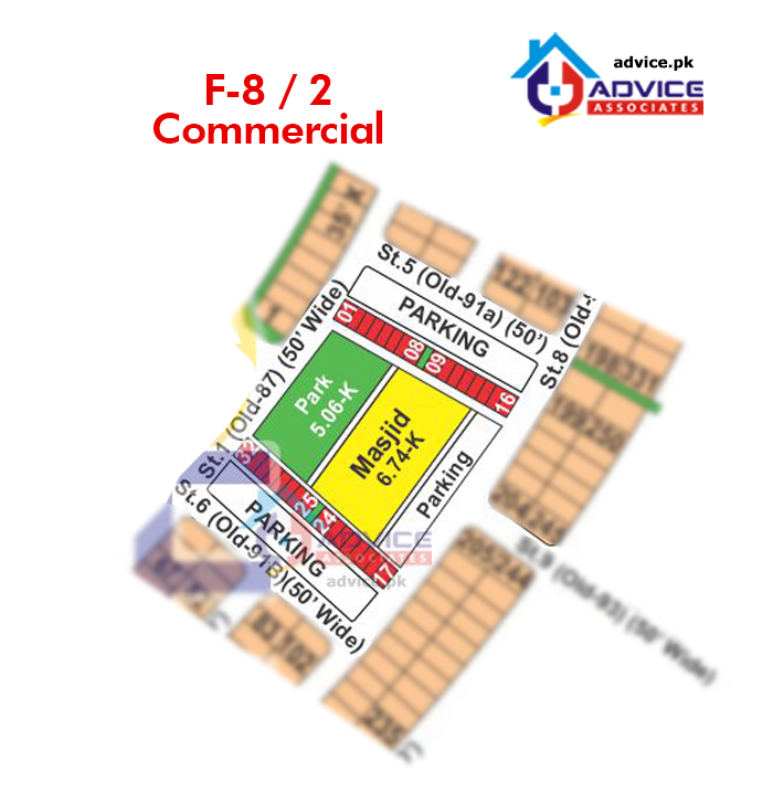 Phase 8 F2 Neighbourhood Commercial Map