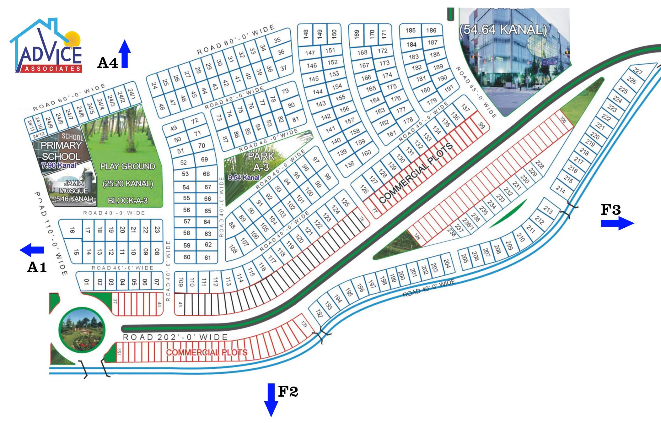 FDA City Block A3