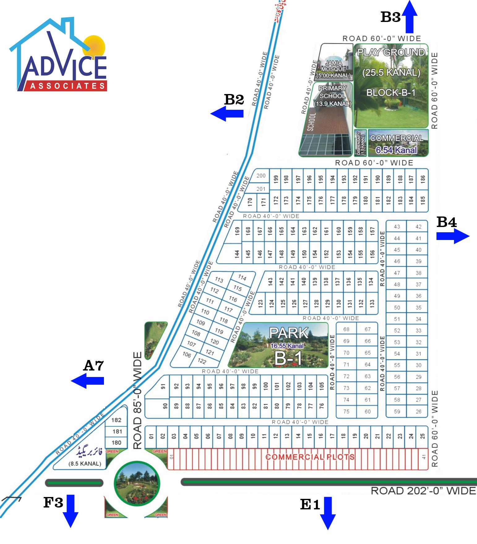 FDA City Block B1