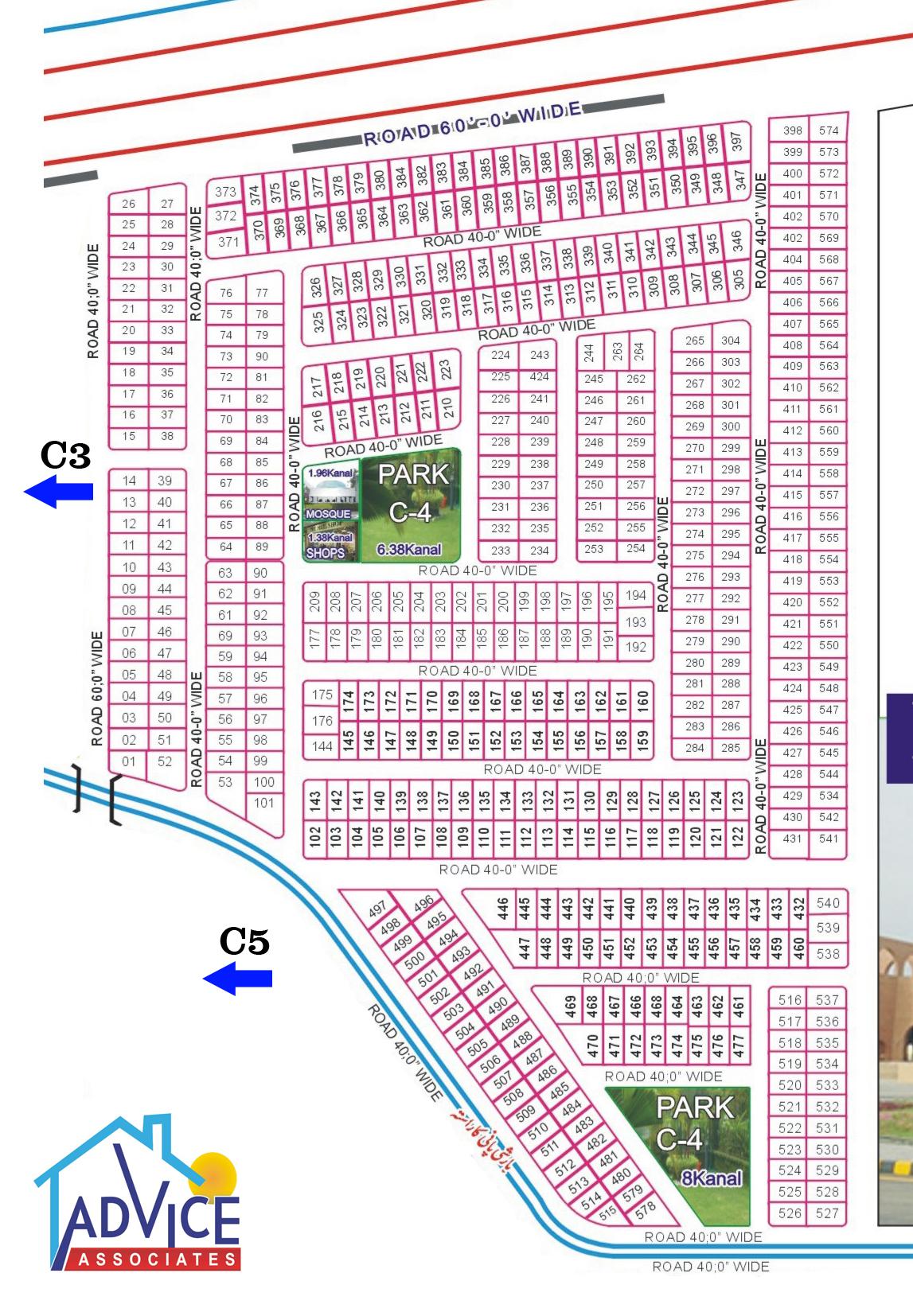 FDA City Block C4