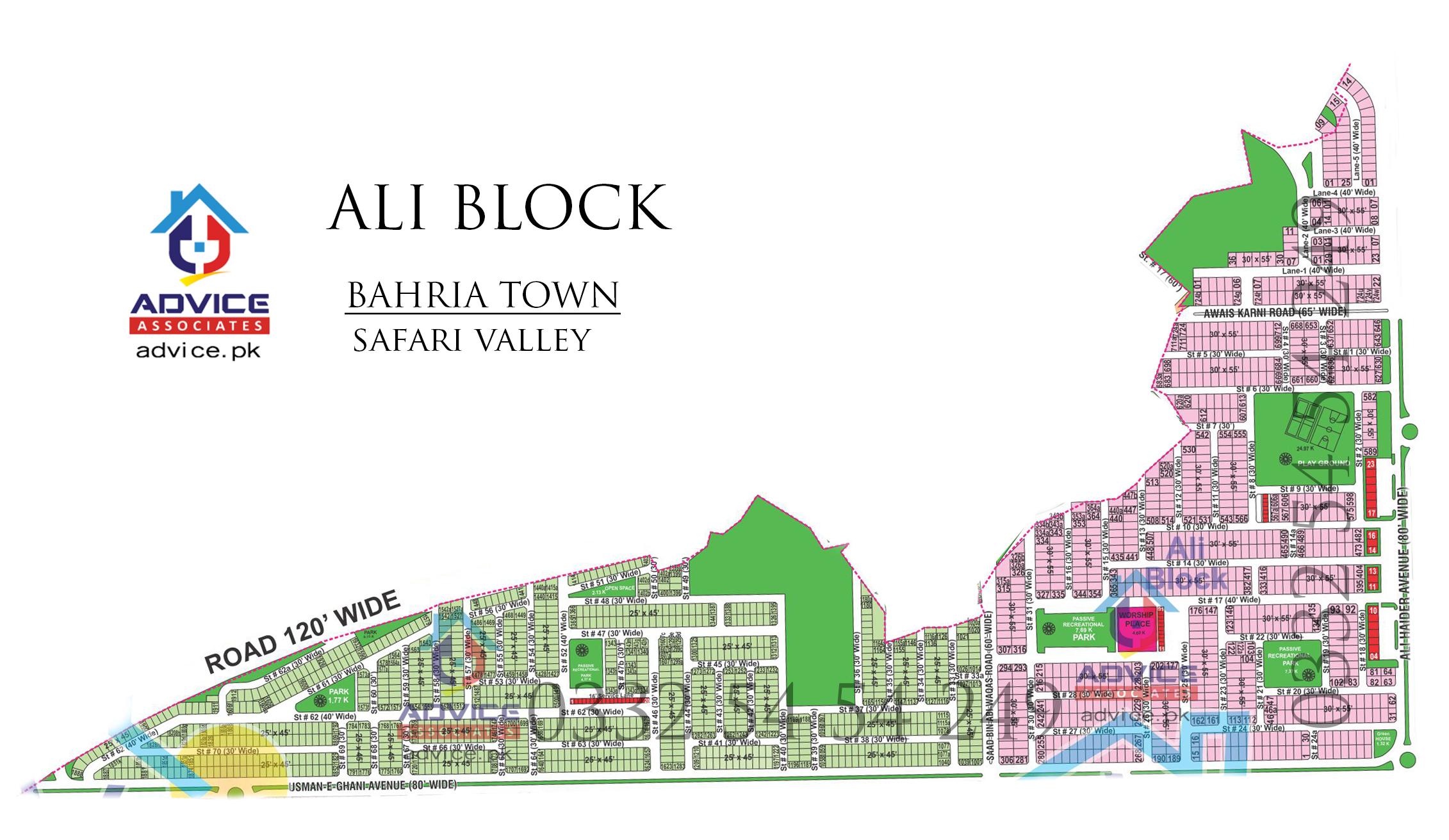 Ali Block Safari Valley