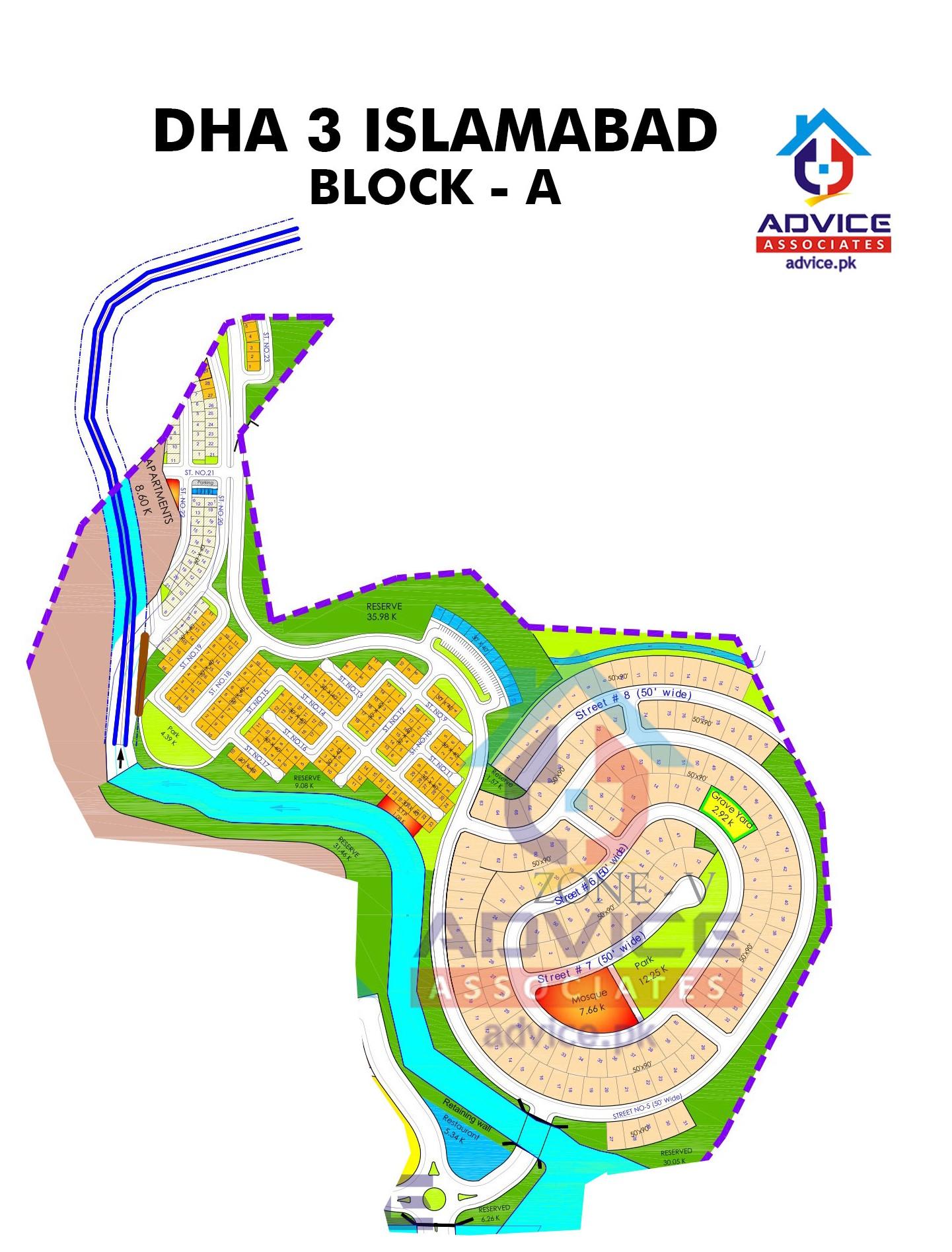 DHA3 Block A
