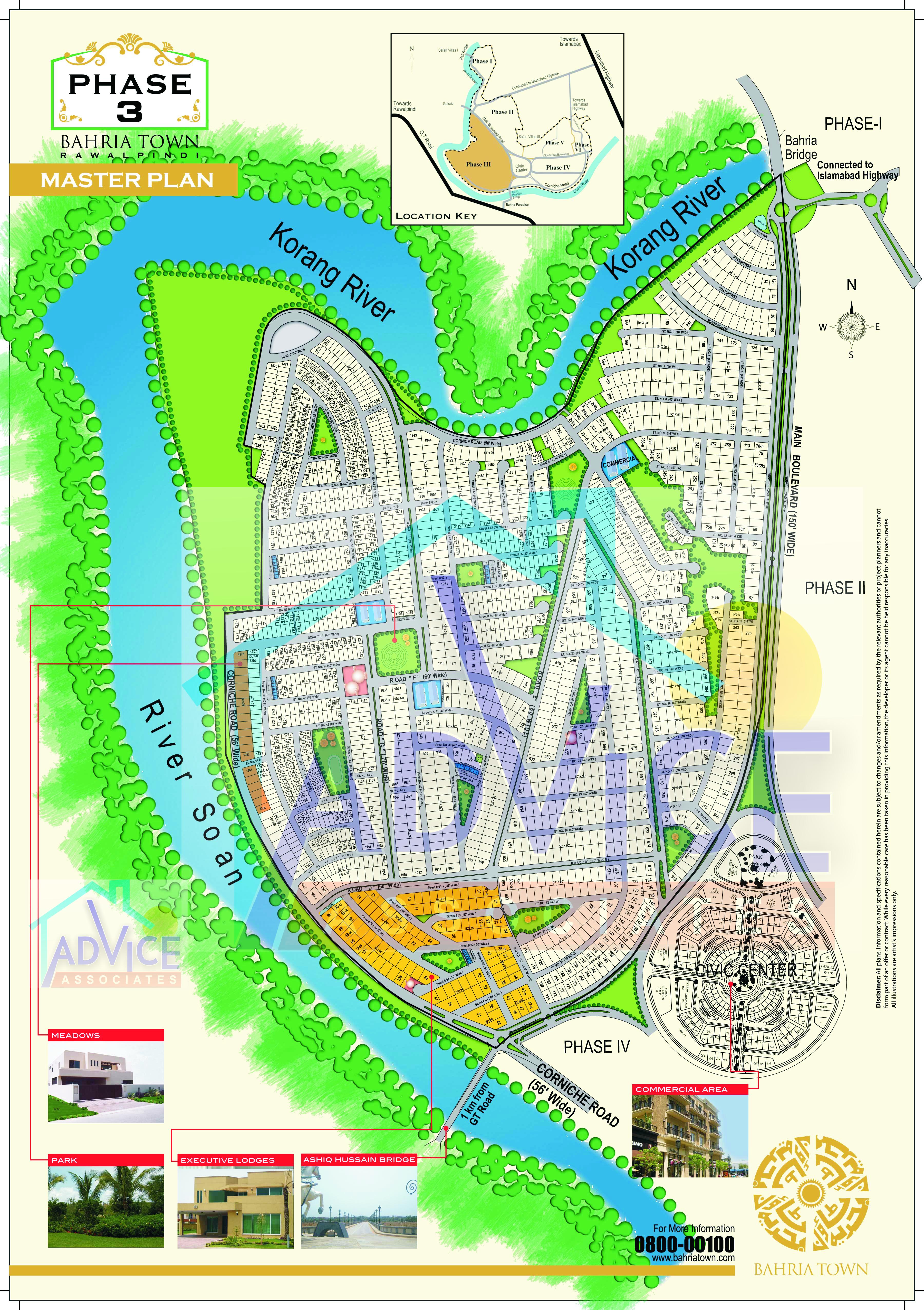 Bahria Town Phase 3