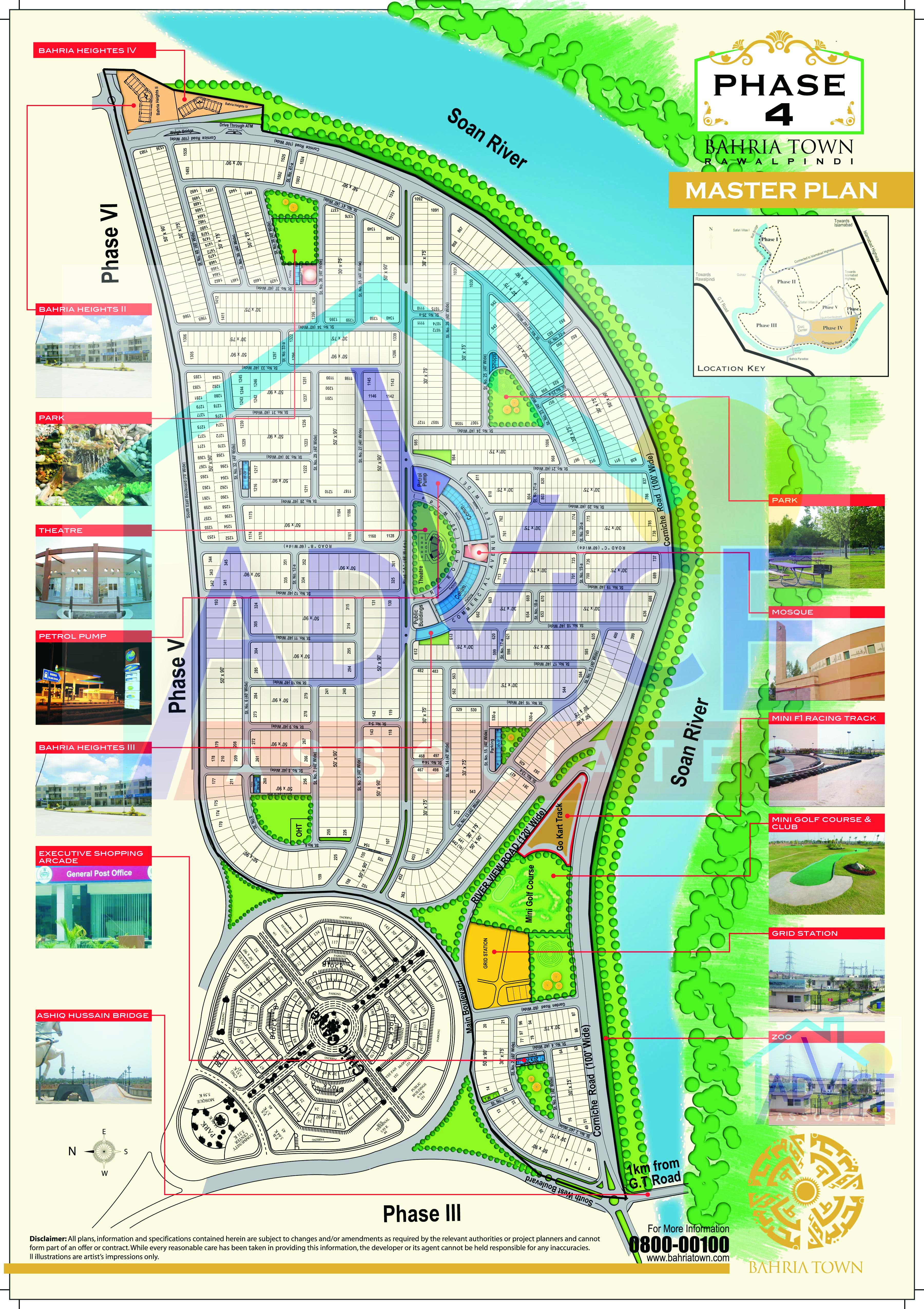 Bahria Town Phase 4