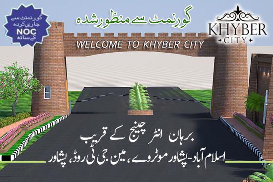 Khyber city