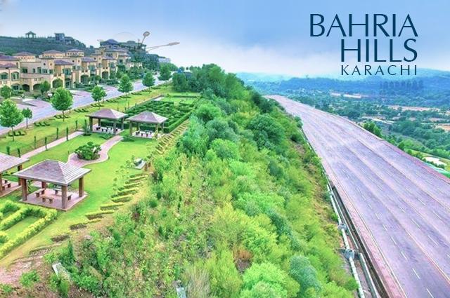 Bahria Hills View Villas