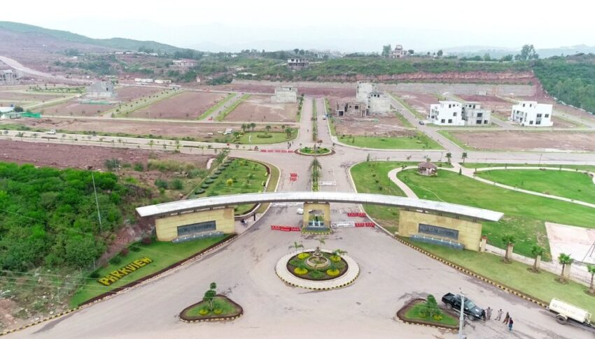 Park View City Residential Plots