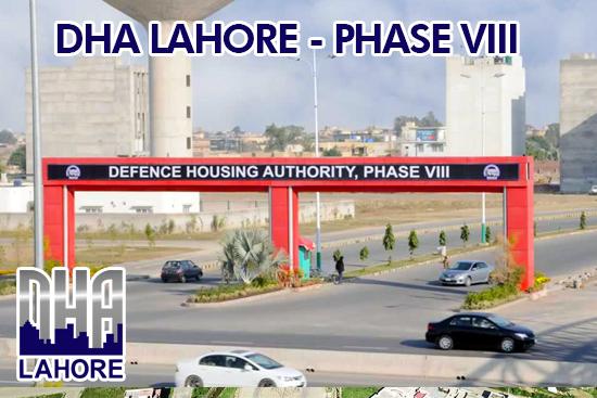 DHA Phase 8