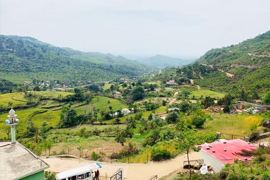 Simly Dam Road