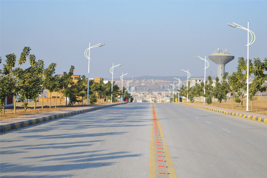 Bahria Town New Cutting