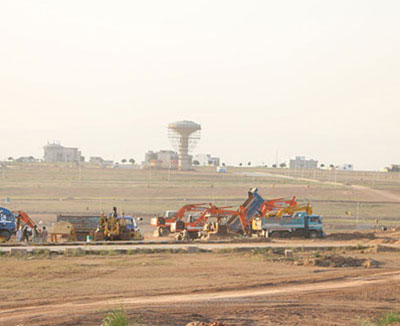 Bahria Town phase 8 Extention