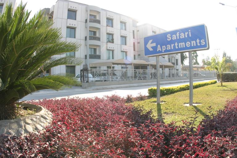 Safari appartment