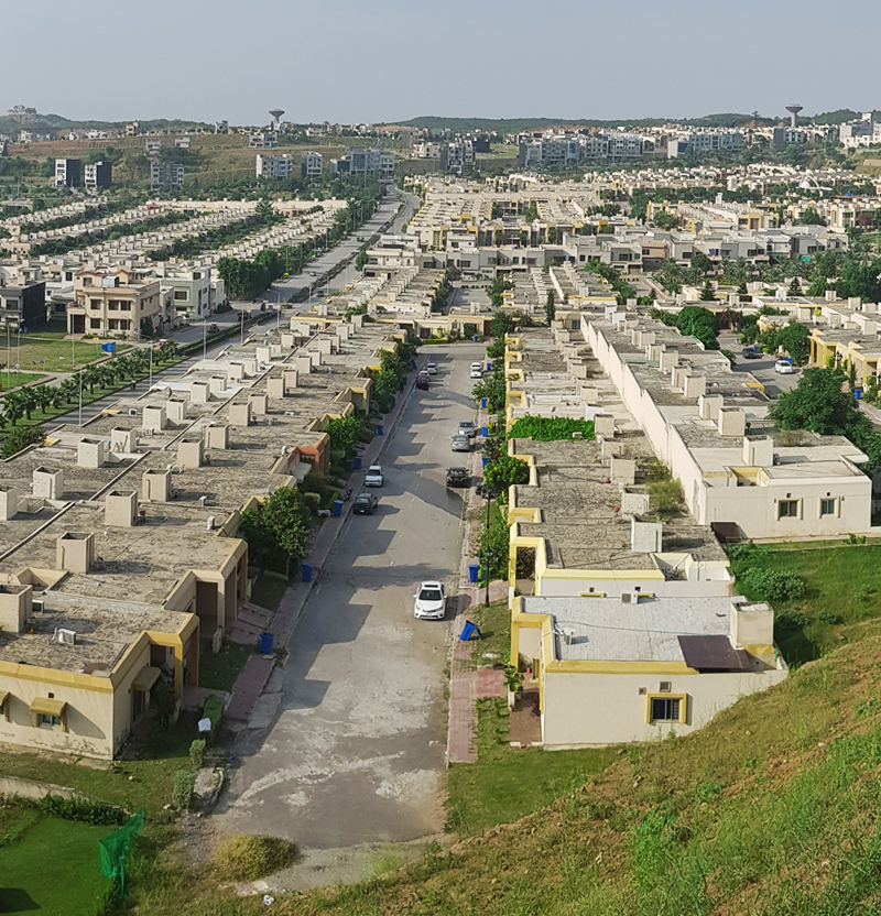 Bahria Town Islamabad